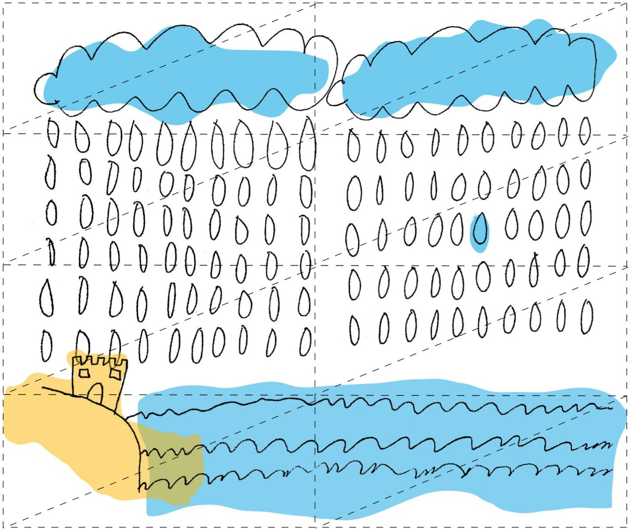 puzzle agua y aire memi